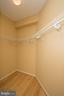 Walk-in Closet in Master Bedroom. - 21844 WESTDALE CT, BROADLANDS