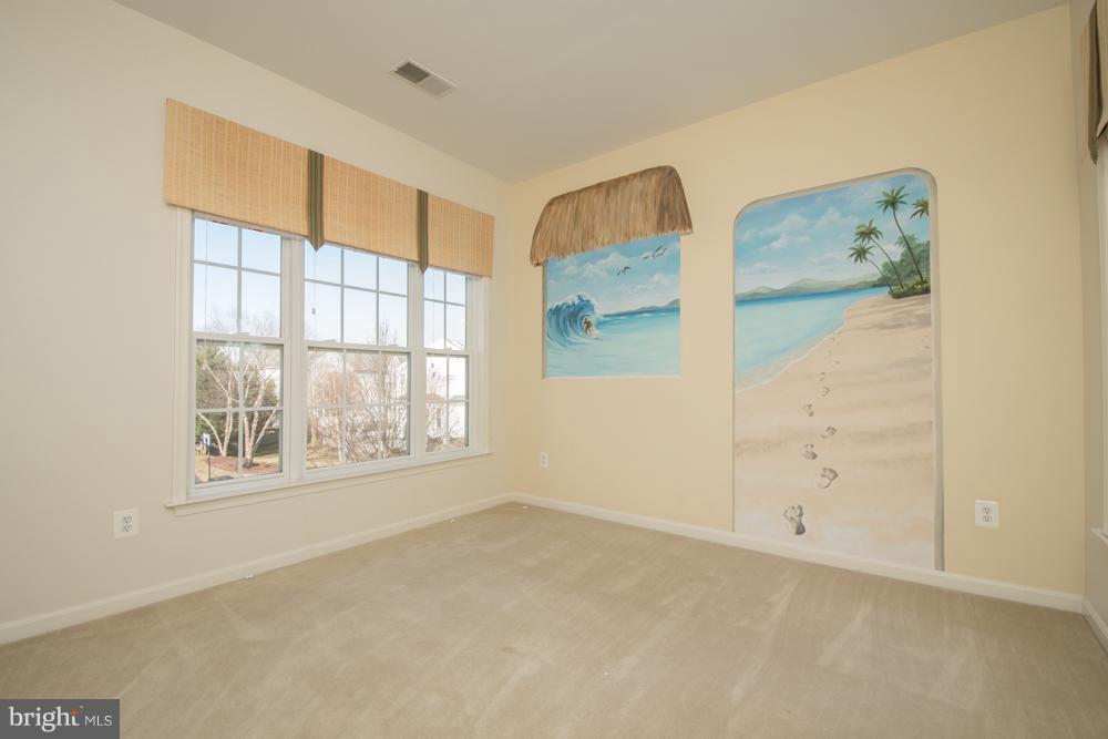 Bedroom 3 has Designer Detailing. - 21844 WESTDALE CT, BROADLANDS