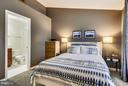 MASTER BR W/ CATHEDRAL CEILING - 42821 PAMPLIN TER, CHANTILLY