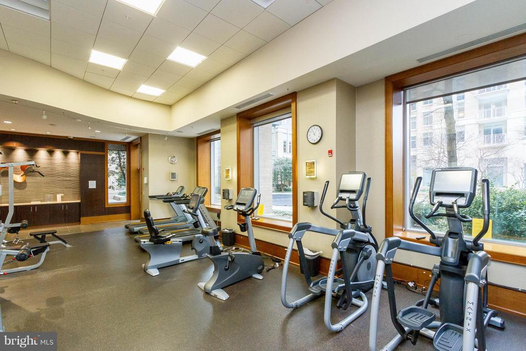 Fitness Center - 11990 MARKET ST #217, RESTON