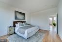 Master Bedroom - 3819 14TH ST NW #PH4, WASHINGTON