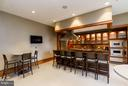 Amenity kitchen - 11990 MARKET ST #217, RESTON