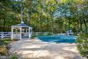 Large Concrete Pool Surround Is Great For Summer! - 8137 RAPHIEL CT, MANASSAS