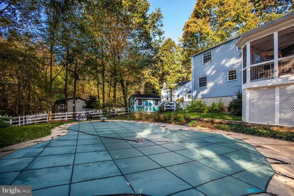 Beautifully Private and Peaceful - 8137 RAPHIEL CT, MANASSAS