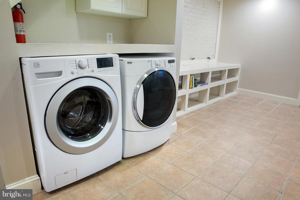 Under LL Stairs Laundry - 1329 N CAROLINA AVE NE, WASHINGTON