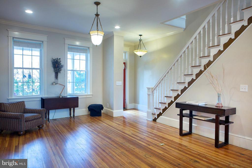 Living Room - 1329 N CAROLINA AVE NE, WASHINGTON