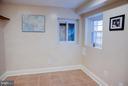 Rear LL Bedroom - 1329 N CAROLINA AVE NE, WASHINGTON