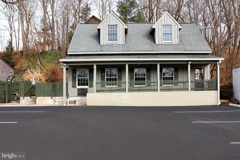 Enfamiljshus för Försäljning vid 10B RISLER Street Stockton, New Jersey 08559 Förenta staternaI/Runt: Stockton