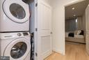 Washer & Dryer in Unit - 2001 15TH ST N #101, ARLINGTON