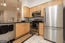 SS Appliances and Granite Countertops - 2001 15TH ST N #101, ARLINGTON
