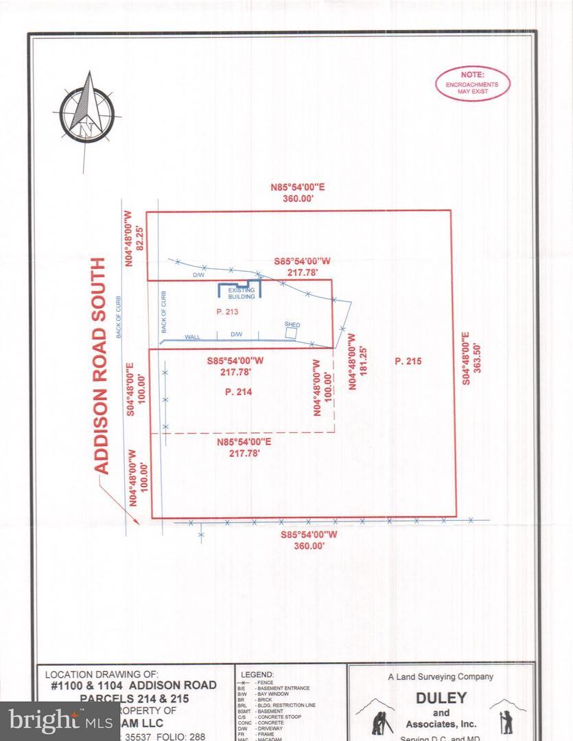 Terreno per Vendita alle ore Capitol Heights, Maryland 20743 Stati Uniti