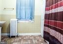 Upstairs Bath - 2207 EVARTS ST NE, WASHINGTON