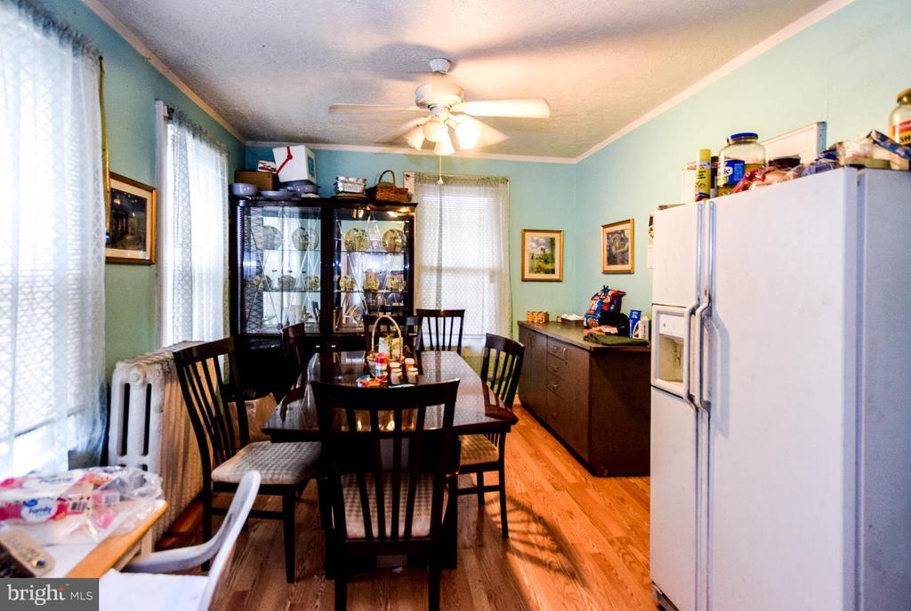 Dining Room - 2207 EVARTS ST NE, WASHINGTON