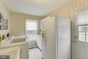 1st floor laundry room - 145 PEYTON RD, STERLING