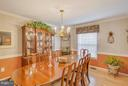 Dining room - 145 PEYTON RD, STERLING