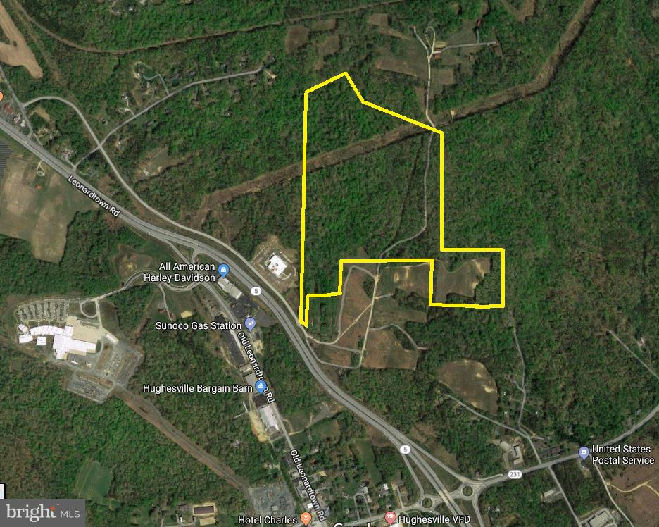 Land for Sale at Hughesville, Maryland 20637 United States