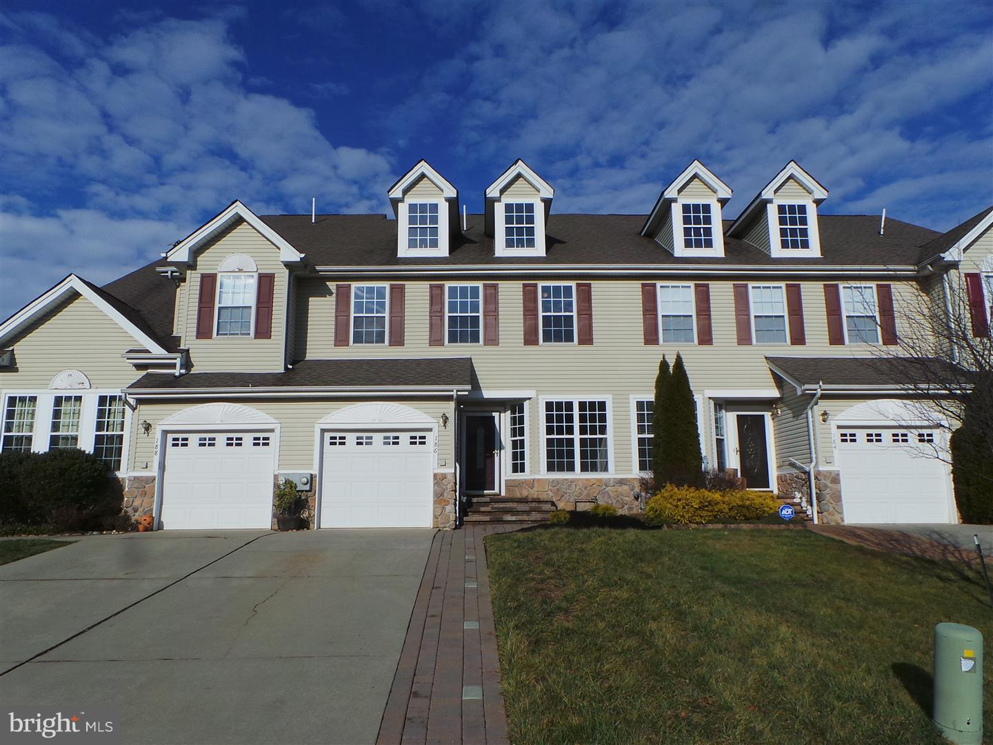 Photo of home for sale at 186 Westbrook Drive, Swedesboro NJ