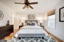 Master Bedroom - 3249 SUTTON PL NW #C, WASHINGTON