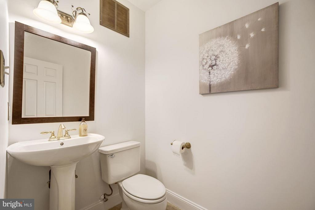 Powder Room - 3249 SUTTON PL NW #C, WASHINGTON
