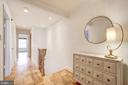 Foyer - 3249 SUTTON PL NW #C, WASHINGTON