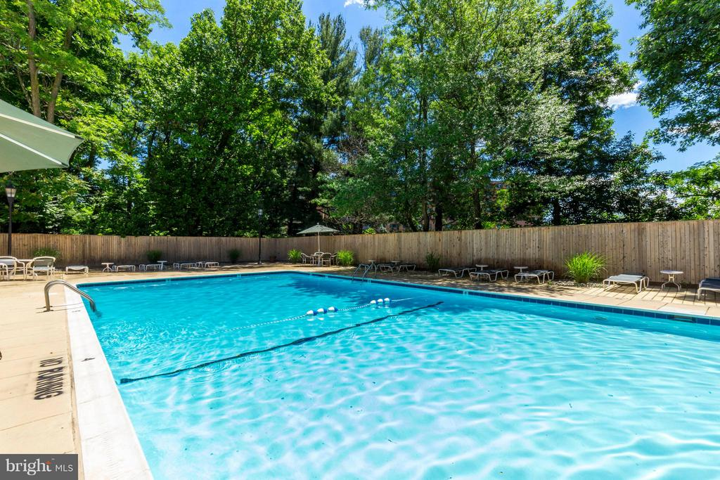Community Swimming Pool - 3249 SUTTON PL NW #C, WASHINGTON