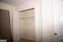 Master bedroom Closet #1 - 5109 TODDSBURY PL, DISTRICT HEIGHTS
