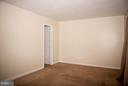 Master bedroom - 5109 TODDSBURY PL, DISTRICT HEIGHTS