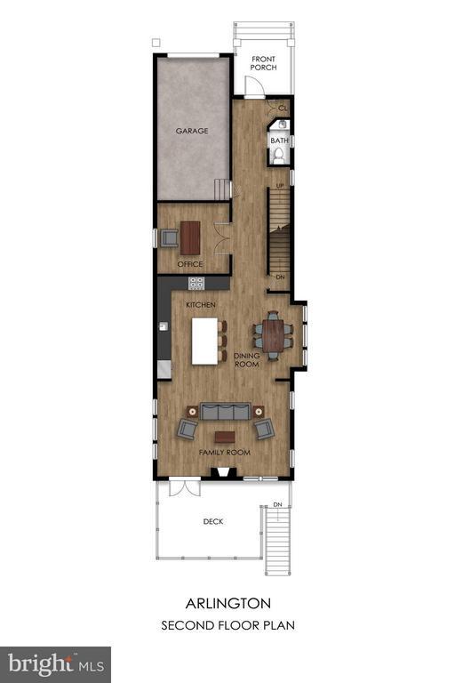 Interior (General) - 5718 4TH ST N, ARLINGTON