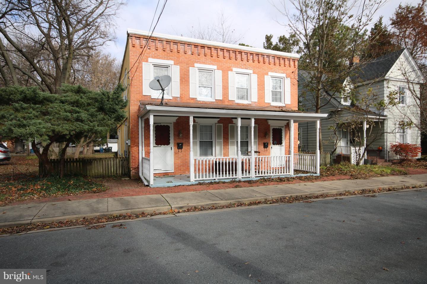 Other Residential for Sale at 405-407 North St Easton, Maryland 21601 United States