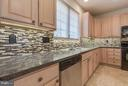 Custom backsplash - 15004 LUTZ CT, WOODBRIDGE