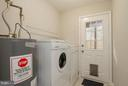 Laundry Room - 16316 TACONIC CIR, DUMFRIES