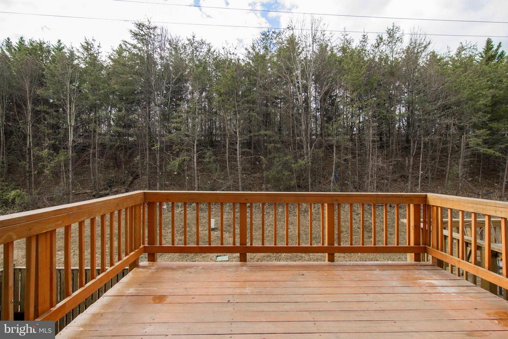 Deck - 16316 TACONIC CIR, DUMFRIES