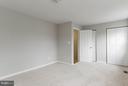 1st Bedroom - 16316 TACONIC CIR, DUMFRIES