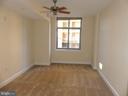 Master bedroom. - 11990 MARKET ST #215, RESTON