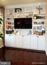 CUSTOM BUILT-INS W/HARDWOOD - 3007 ESKRIDGE RD, FAIRFAX