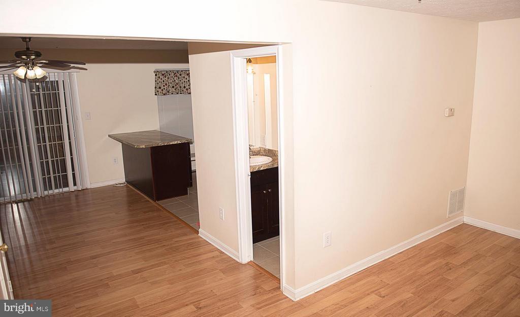 Kitchen/Dinner Room - 5109 TODDSBURY PL, DISTRICT HEIGHTS