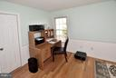 BEDROOM/SITTING ROOM - 9200 MACSWAIN PL, SPRINGFIELD