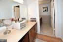 MASTER BATH VANITY AREA - 9200 MACSWAIN PL, SPRINGFIELD