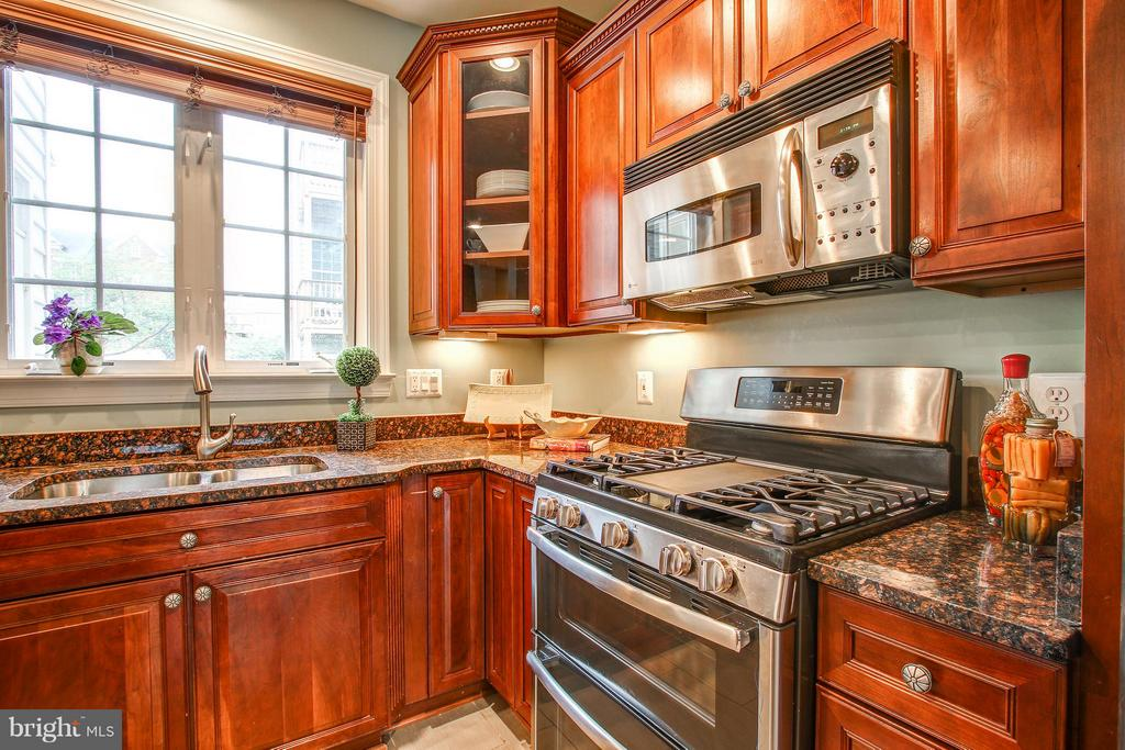 New Stainless Appliances - 47583 BLAWNOX TER, POTOMAC FALLS