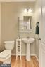 Powder Room - 19245 WINMEADE DR, LEESBURG
