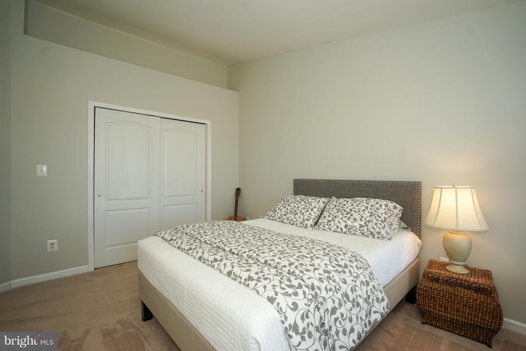 Bright guest room - 42919 SHELBOURNE SQ, CHANTILLY
