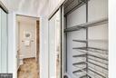 customized closets - 1200 BRADDOCK PL #101, ALEXANDRIA
