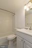 Updated Bathroom with subway tile - 5565 COLUMBIA PIKE #601, ARLINGTON