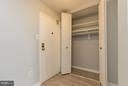 Coat Closet - 5565 COLUMBIA PIKE #601, ARLINGTON