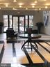 Walk thru Lobby to Courtyard - 1021 N GARFIELD ST #118, ARLINGTON