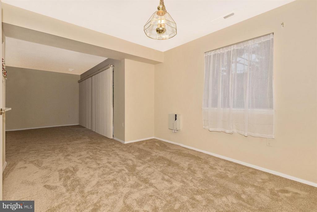 Dining Room - 9904 WALKER HOUSE RD #4, GAITHERSBURG