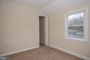 Upper level bedroom 3 - 7208 KENT TOWN DR, LANDOVER