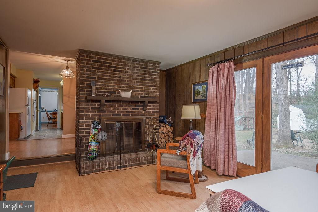 Main Level Rec Room - 6 WOODBERRY CT, FREDERICKSBURG