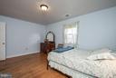 Master Bedroom - 6 WOODBERRY CT, FREDERICKSBURG