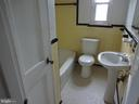 Upstairs Full Bathroom - 3427 STANFORD ST, HYATTSVILLE